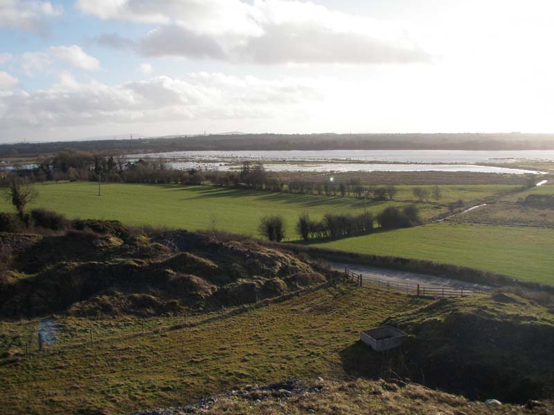 Overlooking Little Brosna CallowsImage by Michael Martyn