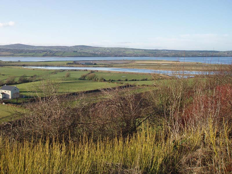 Overview of Lough Swilly SPAImage by Michael Martyn